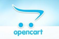 Создание магазина на OpenCart 17 - kwork.ru