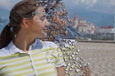 Обработаю ваше фото glitch-эффектом 6 - kwork.ru