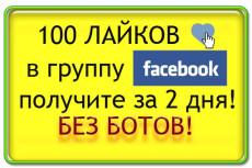 направлю на ваш сайт 1000 человек 4 - kwork.ru