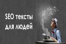 LSI, SEO текст для выхода в ТОП и продаж 13 - kwork.ru