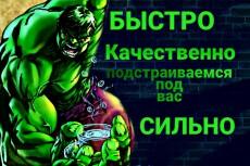 Сделаю дизайн для соцсетей 16 - kwork.ru