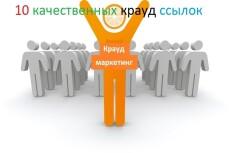 10 естественных ссылок с форумов и других сайтов. Женская тематика 6 - kwork.ru