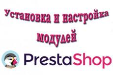 Установлю и настрою интернет-магазин на Prestashop. Премиум шаблоны 5 - kwork.ru