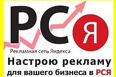 Заказать настройку Яндекс Директ. Под ключ 20 - kwork.ru