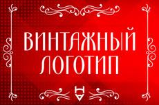 Сделаю шикарный логотип 19 - kwork.ru