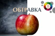 Выполню обтравку товара или удаление фона до 40 фотографий 30 - kwork.ru