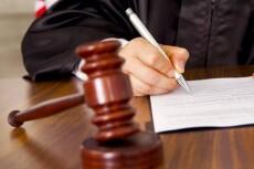 Помогу обжаловать незаконное Решение суда 4 - kwork.ru