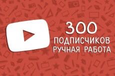 Добавлю 250 подписчиков на ваш канал YouTube | Ручная работа, без списаний 16 - kwork.ru