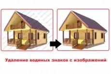 Устраню не нужные объекты с изображения 27 - kwork.ru