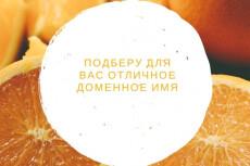 Регистрация домена . Ru 19 - kwork.ru
