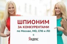 Подключу ваш сайт к поисковым системам 25 - kwork.ru