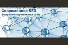 Напишу блок-схему опитимизации сайта 35 - kwork.ru