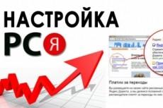 Экспертная настройка Яндекс Директ 3 в 1. Поиск, РСЯ и Ретаргетинг 14 - kwork.ru