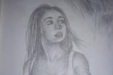 Напишу рисунок по вашей просьбе 5 - kwork.ru