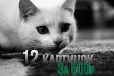 Разработаю наружную рекламу 25 - kwork.ru
