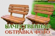 Сделаю обтравку фото для online-магазинов 24 - kwork.ru