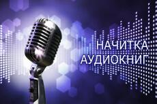 Сделаю дикторскую начитку 20 - kwork.ru