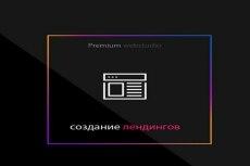 Создание одностраничника на Wordpress 319 - kwork.ru