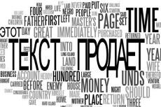 Профессиональный копирайт/рерайт статей 6 - kwork.ru