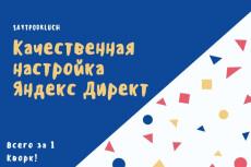 Аналитика РК в Директ, РСЯ, Adwords 8 - kwork.ru