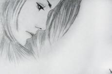 Рисунки карандашом 27 - kwork.ru