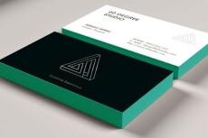 Разработка дизайн-макета визитки 7 - kwork.ru