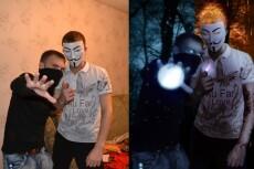 Сделаю из вашего фото рисунок 10 - kwork.ru