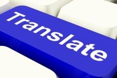 Любые переводы на английский язык от носителя языка 4 - kwork.ru