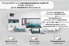 Создание Landing Page на Wordpress по ключ с уникальным дизайном 8 - kwork.ru