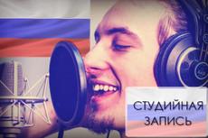 Аудиоролик под ключ, включая озвучку и музыку. Реклама, квест, гид 31 - kwork.ru