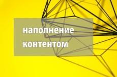 наполнение товарами интернет-магазина 7 - kwork.ru