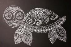 Рисую красивые и оригинальные мандалы. Создам антистресс -раскраску 13 - kwork.ru