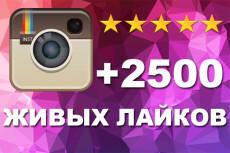 +300 соц. сигналов на страницу сайта. Живые люди ВК, ОК, FB, TW 16 - kwork.ru