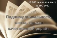 Выполню транскрибацию. Аудио и видео в текст 4 - kwork.ru