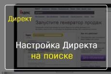 Настрою Яндекс Директ 22 - kwork.ru
