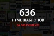Продам автонаполняемый сайт. Женский журнал. Демо в описании 54 - kwork.ru