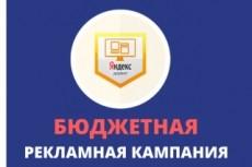 Рекламная кампания в РСЯ Яндекса 25 - kwork.ru
