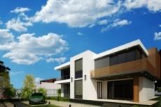 Сделаю визуализацию экстерьера здания в 3d Max 28 - kwork.ru