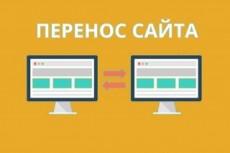 Перенос сайта с хостинга на хостинг 51 - kwork.ru