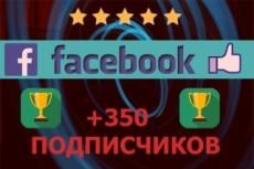 125 оценок 5 звезд рейтинг для страницы FanPage в Facebook Бонусы всем 17 - kwork.ru
