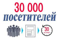 1 000 уникальных посетителей на сайт за 10 дней с Google Украина 14 - kwork.ru