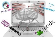 Сделаю Интернет-магазин за несколько часов  на prestashop 9 - kwork.ru