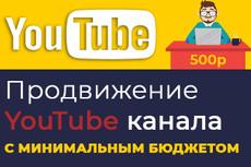 Консультации по работе с youtube 16 - kwork.ru