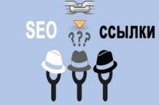 900 ссылок из профилей. Форумы, блоги 5 - kwork.ru