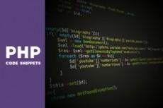 Создам скрипт на PHP 41 - kwork.ru