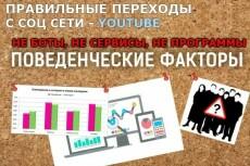 Продвижение Вашего сайта в поисковых системах поведенческими факторами 23 - kwork.ru