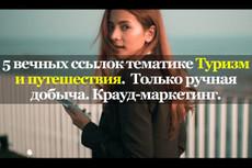 Крауд ссылки выгруженные из Ahrefs. 5 Жирных ссылок ваших конкурентов 16 - kwork.ru