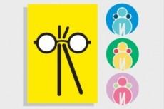 Логотип в векторе по вашему эскизу 40 - kwork.ru