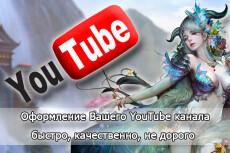 Полное оформление Twitch канала 31 - kwork.ru