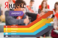 Настройка Яндекс.Директ, РСЯ 21 - kwork.ru